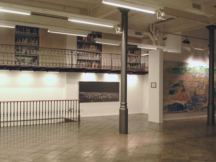 Museo en barcelona Espai Volart