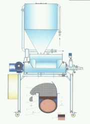 Filtro autolimpiante continuo con depósito - CAPIFILTRO