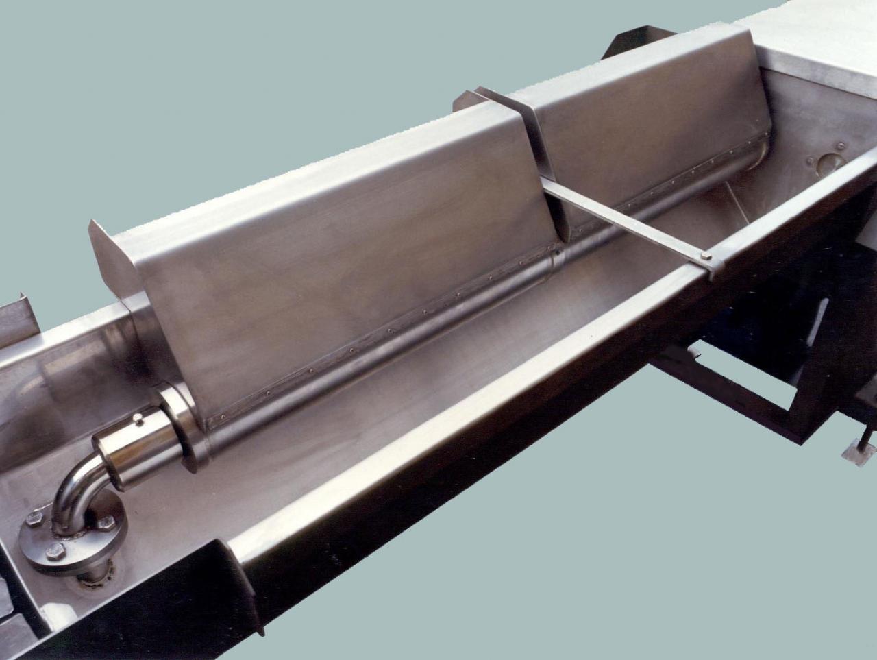 Filtro autolimpiante continuo - CAPIFILTRO